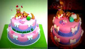dvete torti